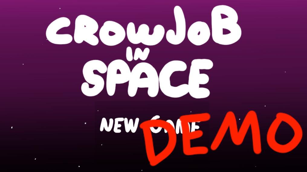 crowjob in space